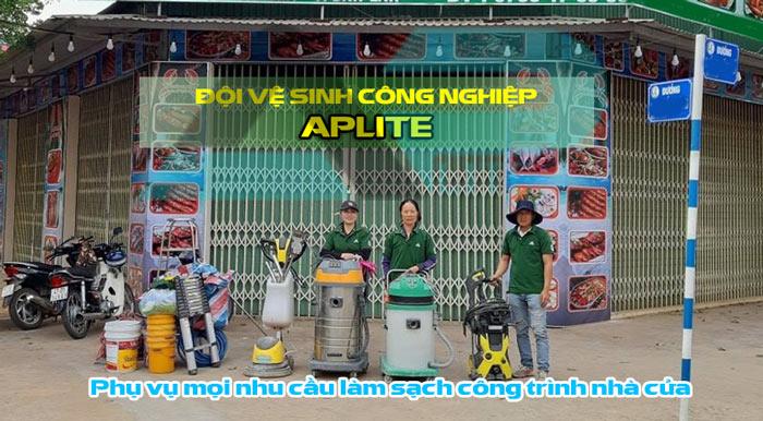 đội vệ sinh nhà cửa tại Tân Phú