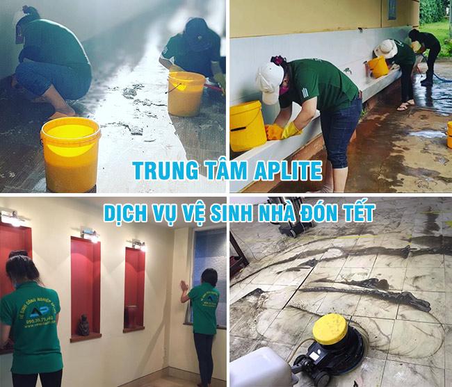 dịch vụ dọn vệ sinh nhà ngày tết
