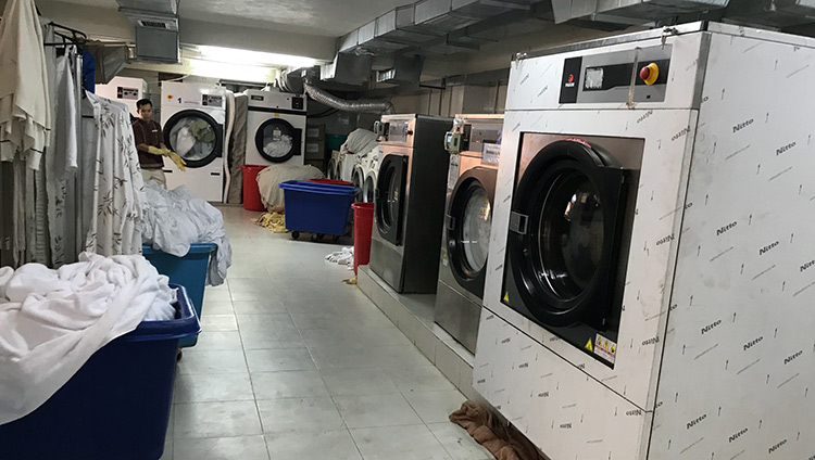 Dịch vụ giặt màn cửa tại Gò Vấp