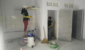 Dịch vụ vệ sinh nhà ở quận 4